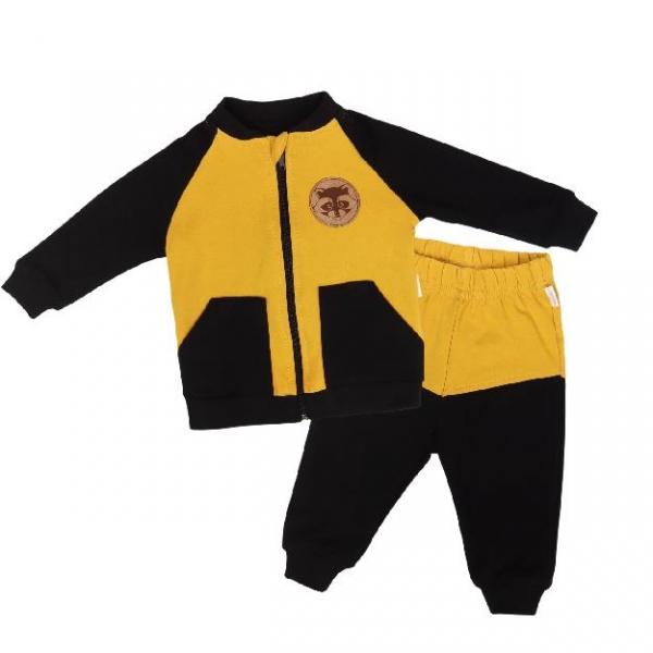 mamatti-detska-teplakova-souprava-zapinani-na-zip-myval-horcicova-cerna-vel-98-98-24-36m