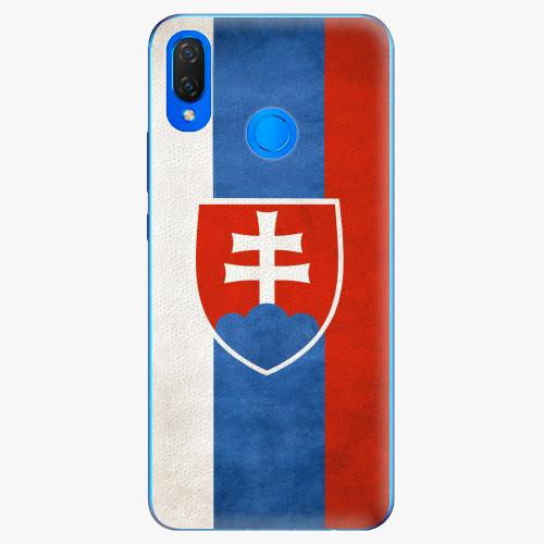 Plastový kryt iSaprio - Slovakia Flag - Huawei Nova 3i