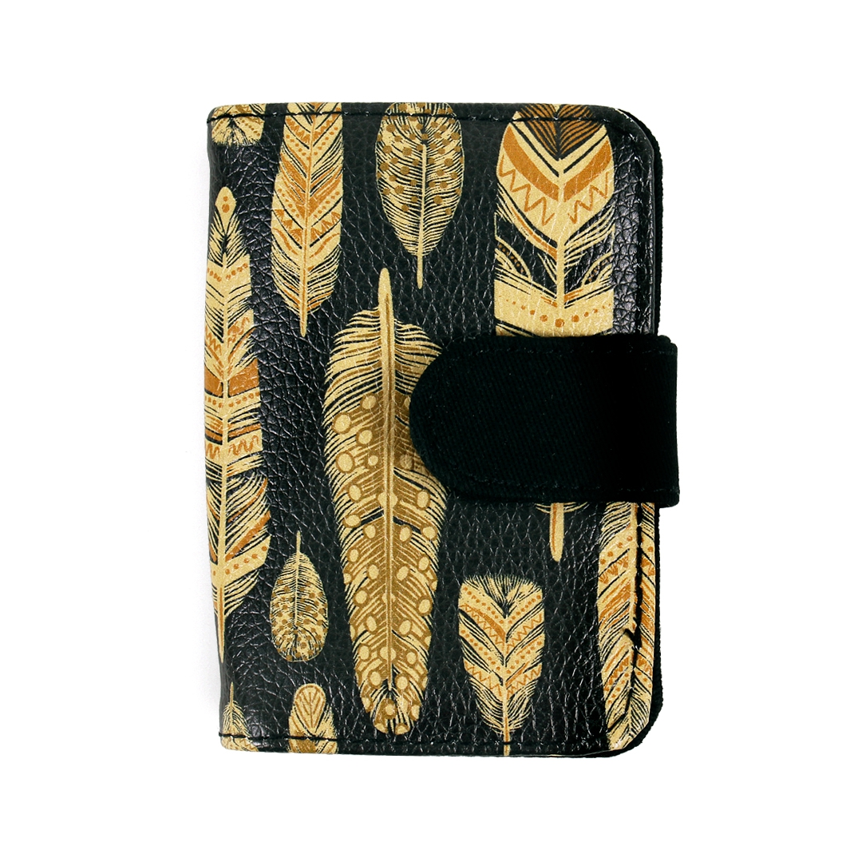 ALBI - Designová manikúra - Peříčka