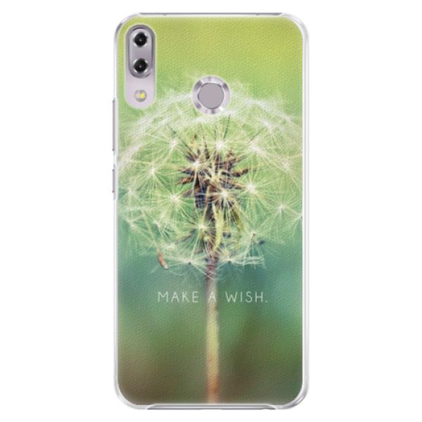 Plastové pouzdro iSaprio - Wish - Asus ZenFone 5Z ZS620KL