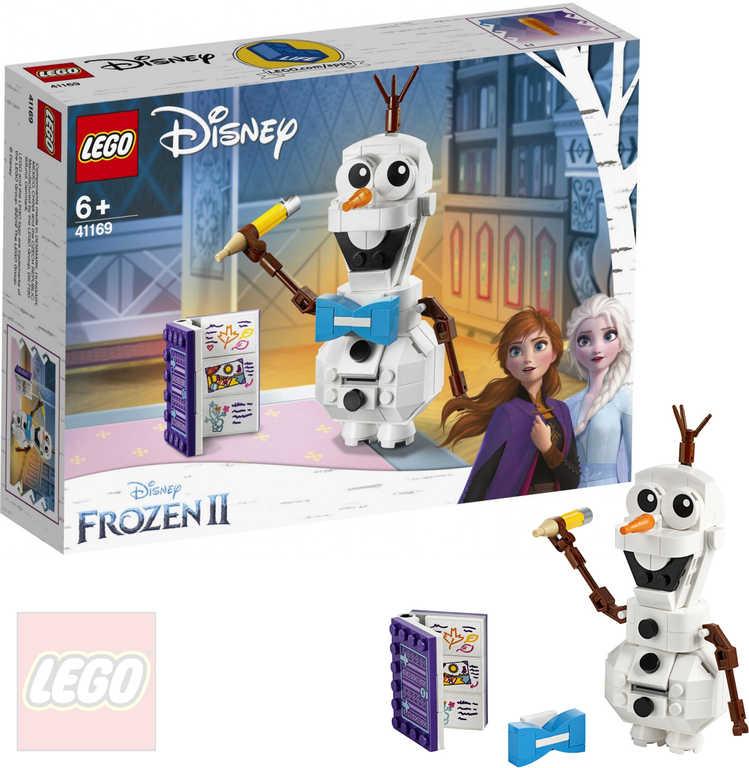 LEGO PRINCESS FROZEN 2 Olaf 41169 STAVEBNICE