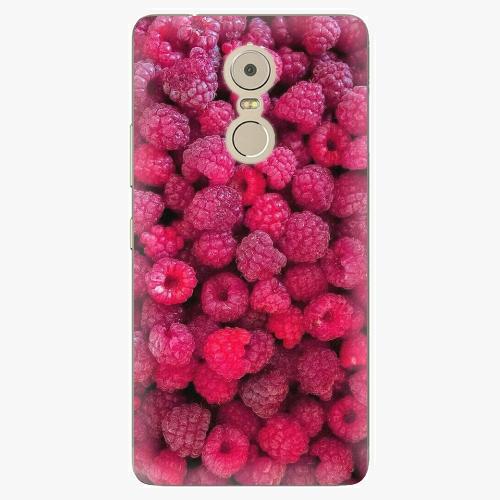 Plastový kryt iSaprio - Raspberry - Lenovo K6 Note