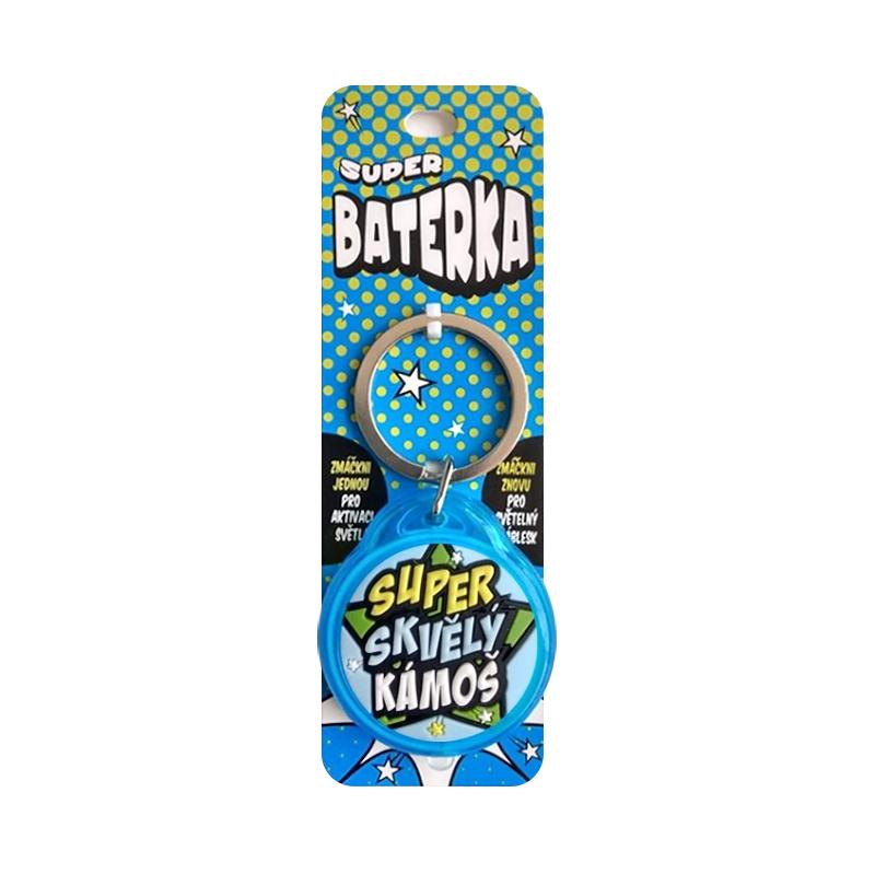 Super baterka - Kámoš