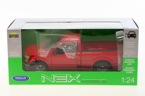 2015 Ford F-150 Regular Cab 1:24