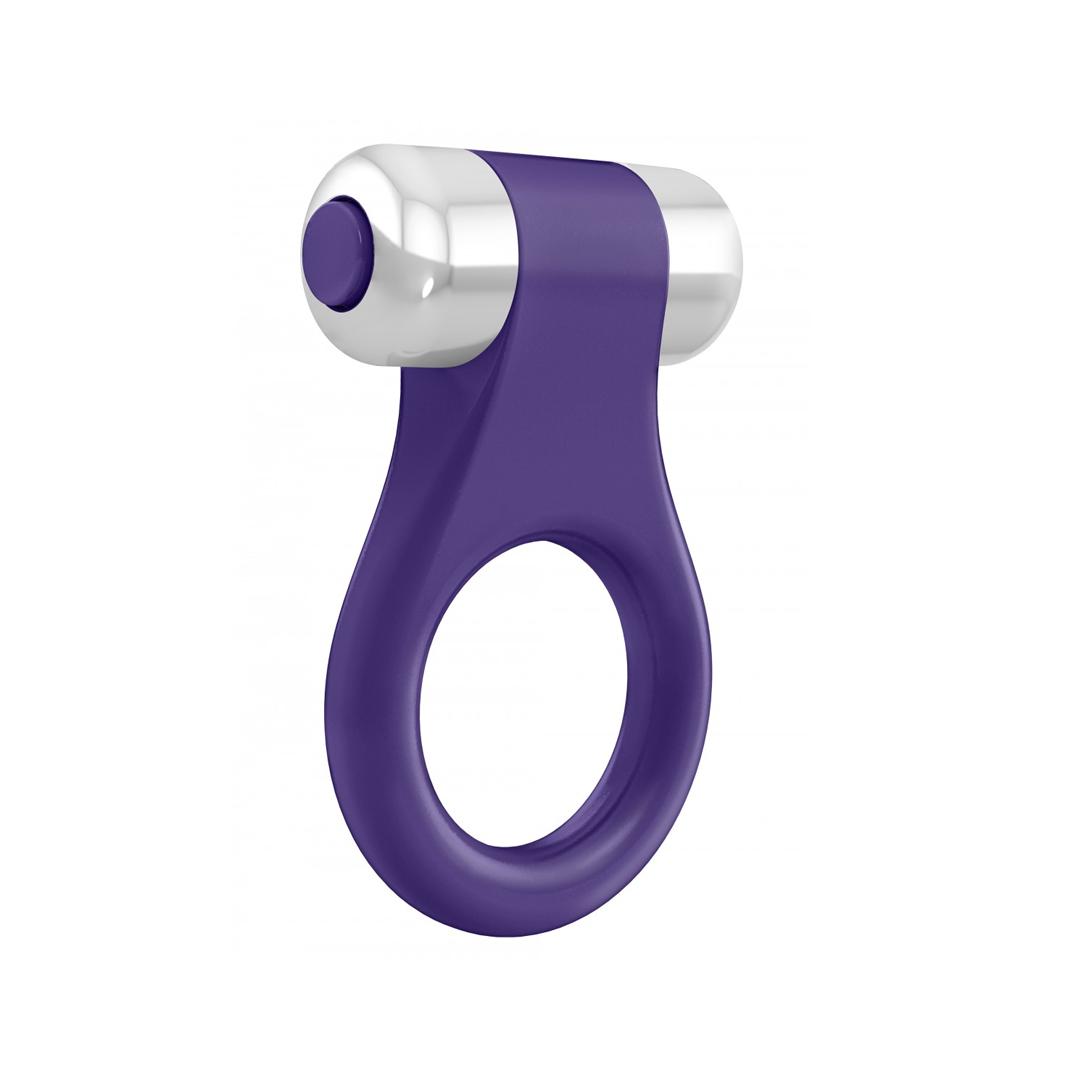 Vibrační kroužek Ovo B1 Vibrating Ring Purple