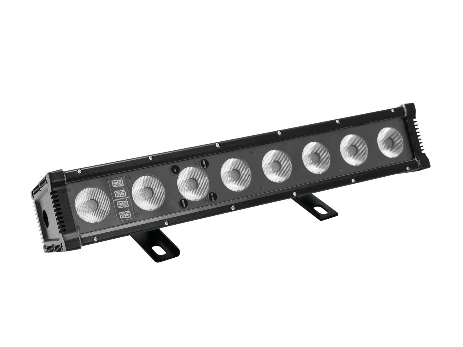 Eurolite LED IP T1000, 8x5W LED, IP65, 3000K, DMX, světelná lišta