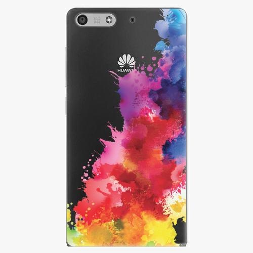 Plastový kryt iSaprio - Color Splash 01 - Huawei Ascend P7 Mini