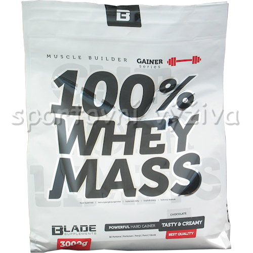 BS Blade 100% Whey Mass Gainer