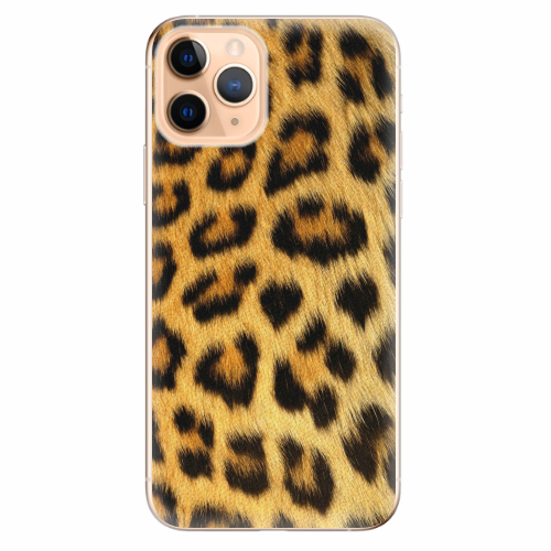 Silikonové pouzdro iSaprio - Jaguar Skin - iPhone 11 Pro