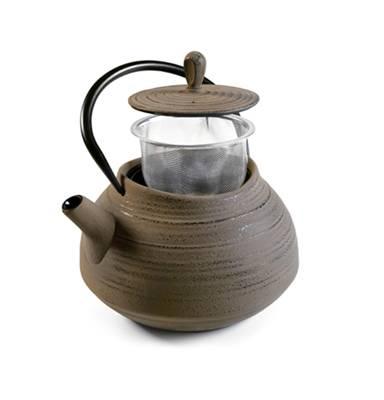 Litinová konvička na čaj Sakai 1200ml