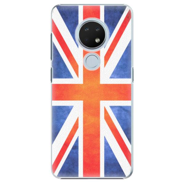 Plastové pouzdro iSaprio - UK Flag - Nokia 6.2
