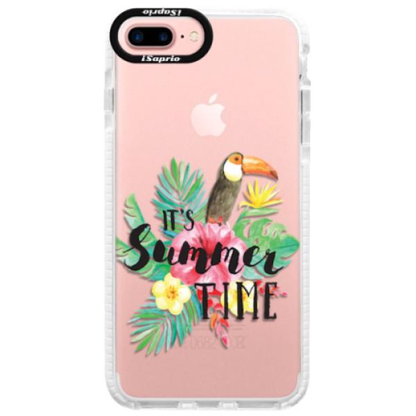 Silikonové pouzdro Bumper iSaprio - Summer Time - iPhone 7 Plus