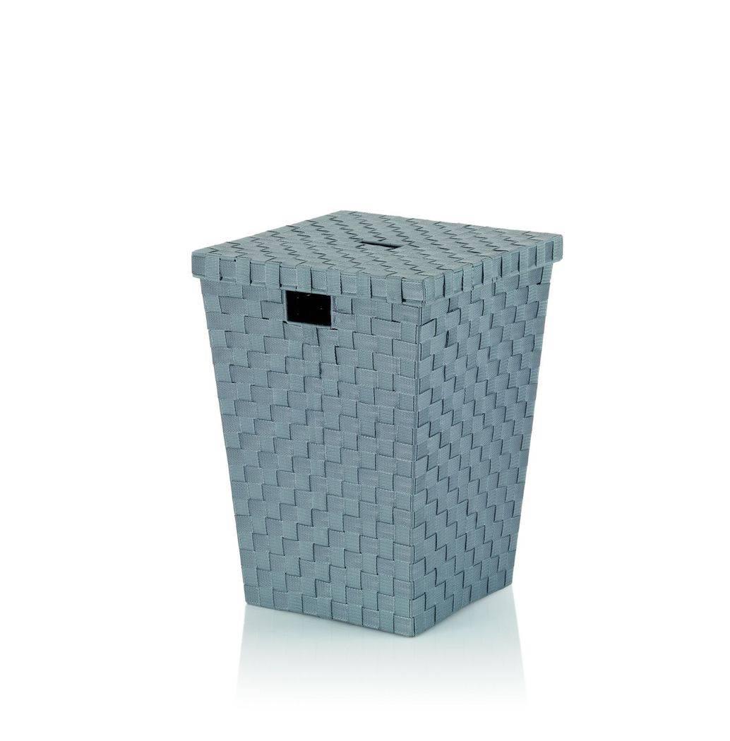 Koš na prádlo Alvaro šedý, 40x40x52cm KL-23072 - Kela + dárek k nákupu
