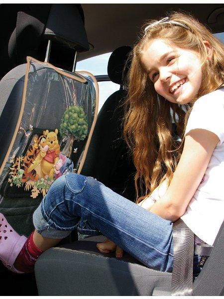 Ochranná folie na sedadlo