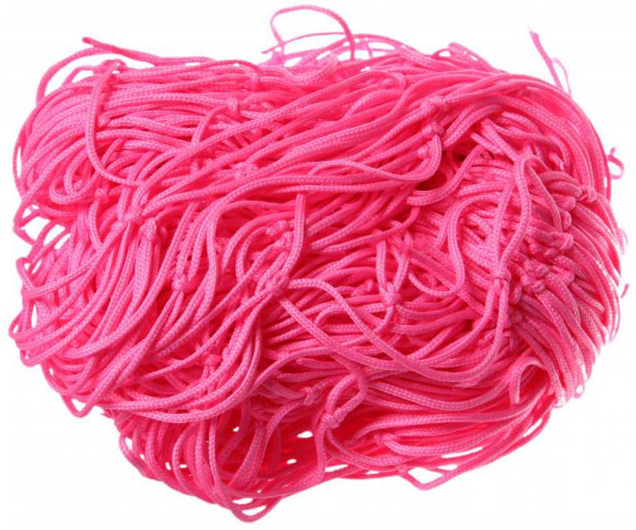 NOE Síť dekorační růžová 5 x 1 m na aranžování - zavěšování hraček
