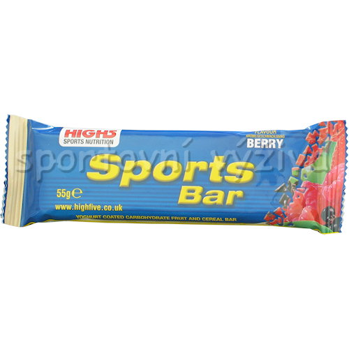 Sports Bar - 55g-berry