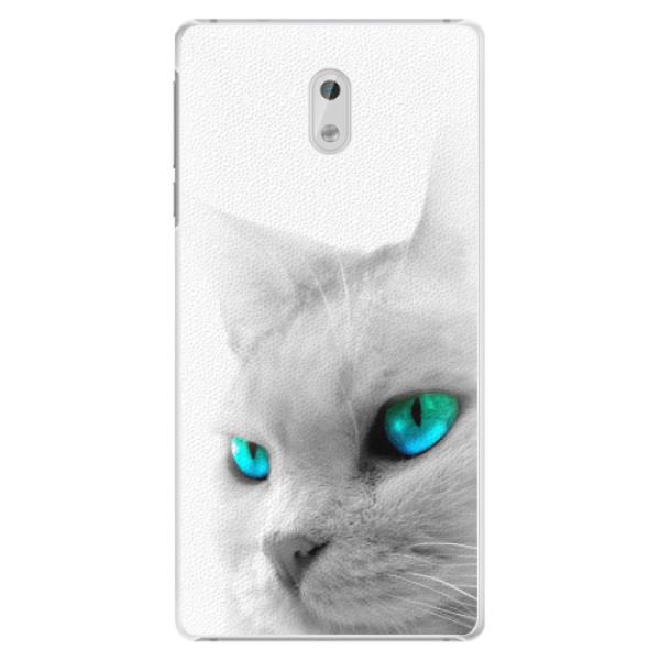 Plastové pouzdro iSaprio - Cats Eyes - Nokia 3