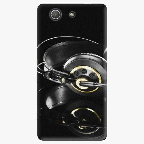 Plastový kryt iSaprio - Headphones 02 - Sony Xperia Z3 Compact