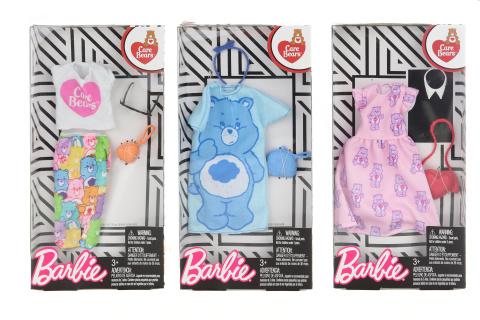 Barbie Tématické oblečky a doplňky FYW81
