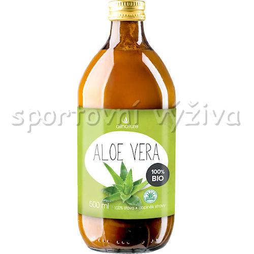 Allnature 100% BIO Aloe Vera 500ml