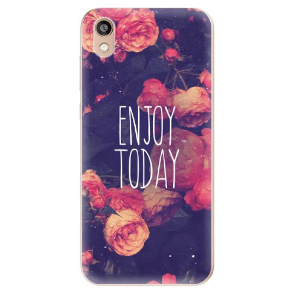 Odolné silikonové pouzdro iSaprio - Enjoy Today - Huawei Honor 8S