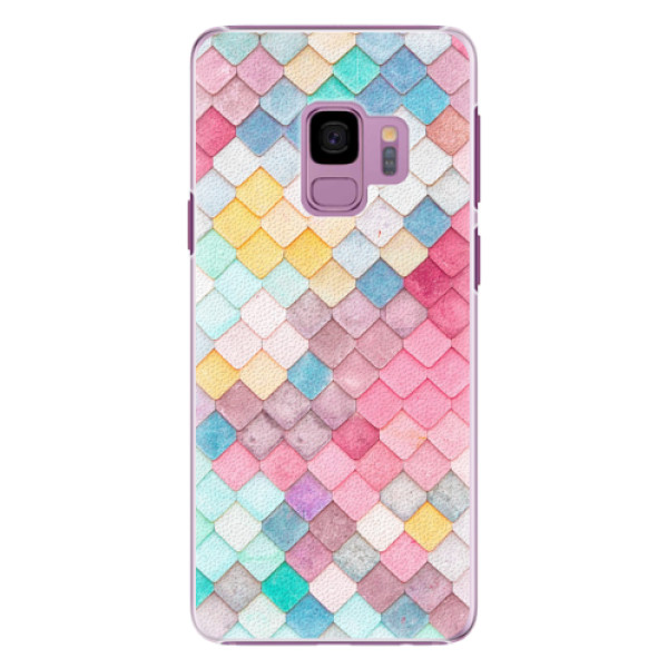 Plastové pouzdro iSaprio - Roof - Samsung Galaxy S9