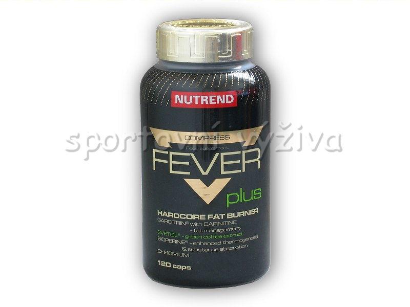 fever-plus-120-kapsli-cornella-crunchy-muesli-bar-50g-akce-choco-banana