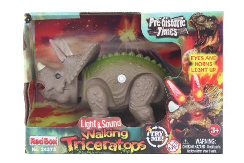 Triceratops natahovací