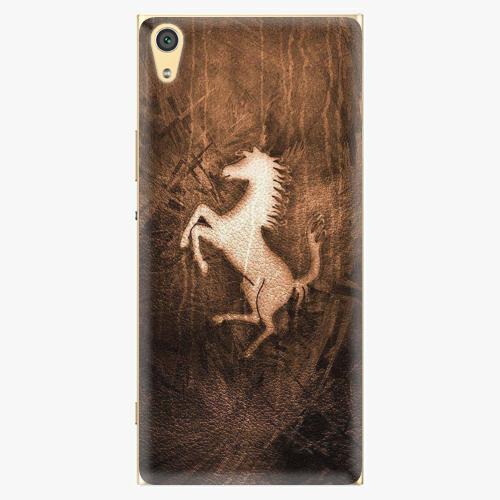 Plastový kryt iSaprio - Vintage Horse - Sony Xperia XA1 Ultra