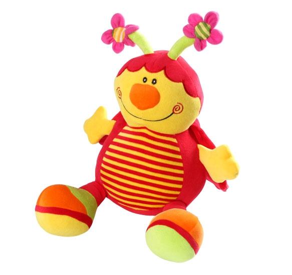 Edukační plyšová hračka Baby Ono - Beruška