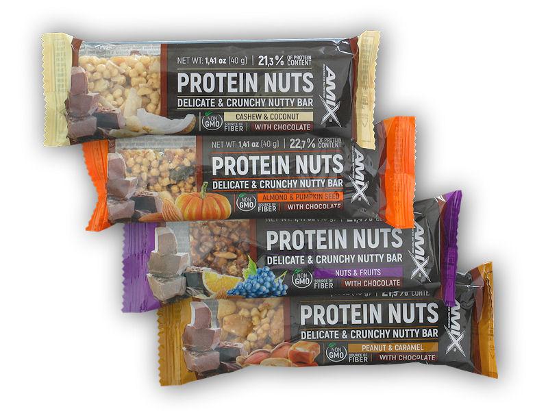 Protein Nuts Crunchy 40g