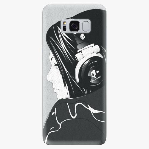 Plastový kryt iSaprio - Headphones - Samsung Galaxy S8