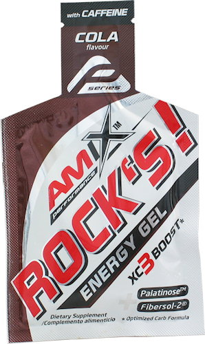 Rocks Energy Gel With Caffeine