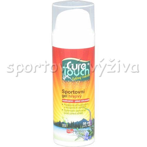 Sportovní gel hřejivý 50ml