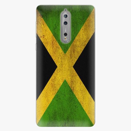 Plastový kryt iSaprio - Flag of Jamaica - Nokia 8