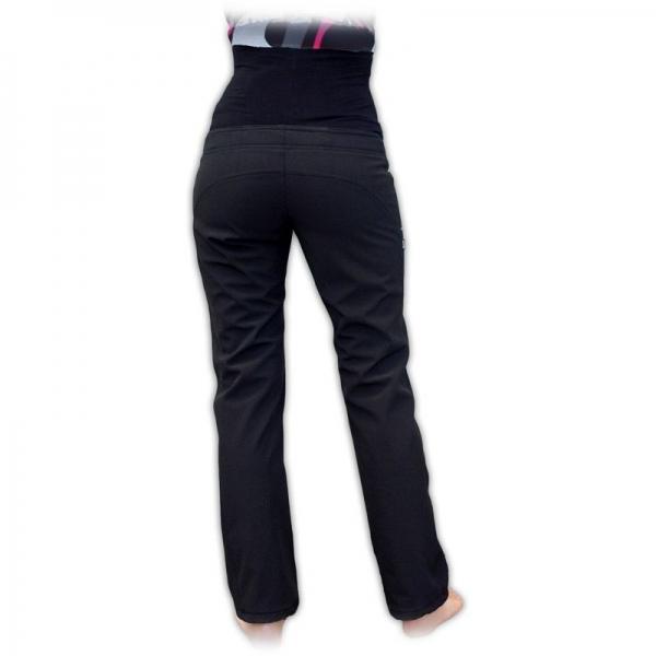JOŽÁNEK Sportovní těhotenské oteplené softshellové kalhoty, vel. 40 - 40