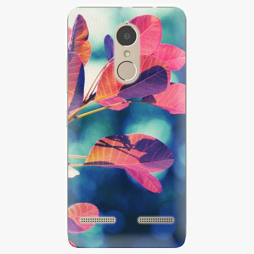 Plastový kryt iSaprio - Autumn 01 - Lenovo K6