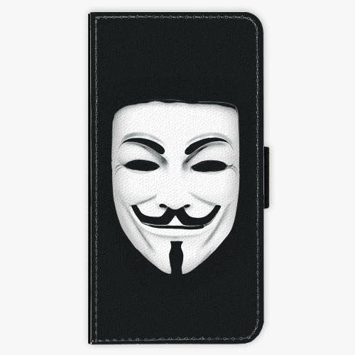 Flipové pouzdro iSaprio - Vendeta - Sony Xperia XZ