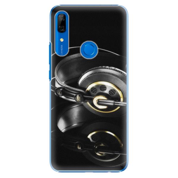 Plastové pouzdro iSaprio - Headphones 02 - Huawei P Smart Z