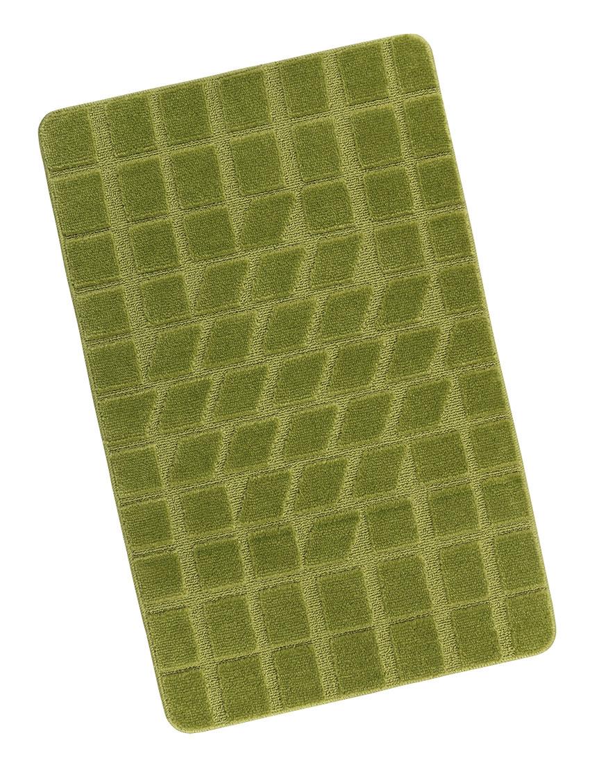 Koupelnová předložka 60x100cm Mech zelený
