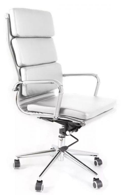 Kancelářská židle MISSOURI - bílá