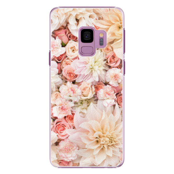Plastové pouzdro iSaprio - Flower Pattern 06 - Samsung Galaxy S9