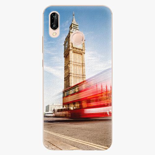 Plastový kryt iSaprio - London 01 - Huawei P20 Lite