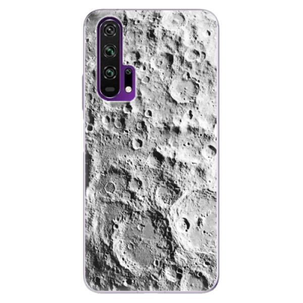 Odolné silikonové pouzdro iSaprio - Moon Surface - Honor 20 Pro