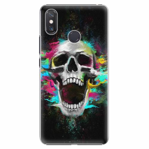 Plastový kryt iSaprio - Skull in Colors - Xiaomi Mi Max 3