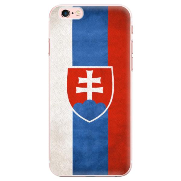 Plastové pouzdro iSaprio - Slovakia Flag - iPhone 6 Plus/6S Plus
