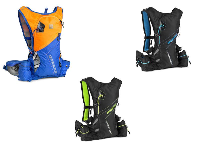 Sprinter cyklistický a běžecký batoh
