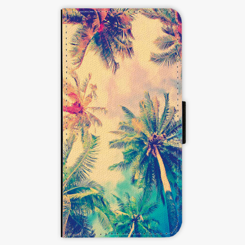 Flipové pouzdro iSaprio - Palm Beach - Sony Xperia XZ