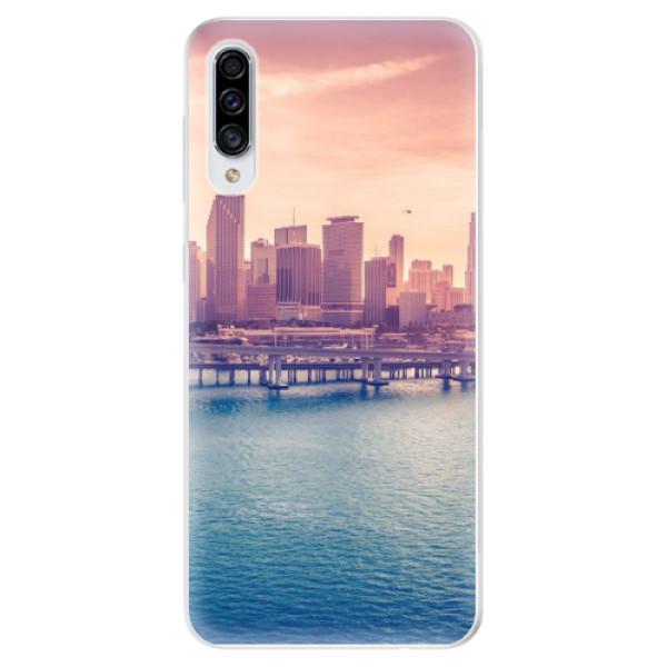 Odolné silikonové pouzdro iSaprio - Morning in a City - Samsung Galaxy A30s