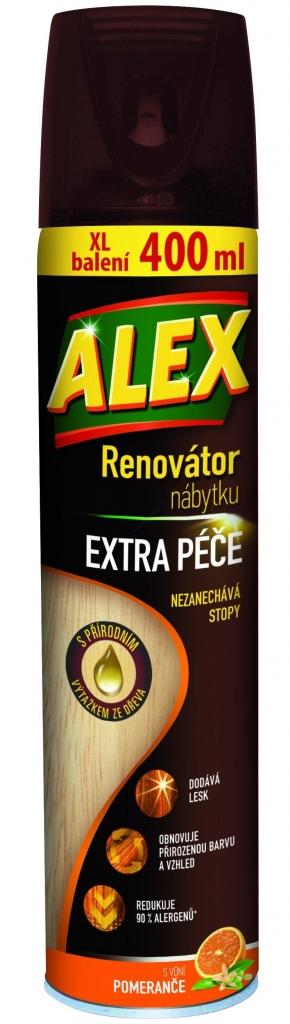 ALEX Renovátor extra péče aerosol 400 ml